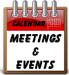 Greensboro Meeting and Events Calendar
